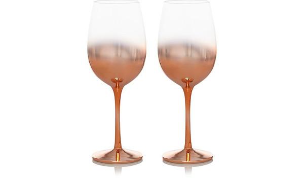 AURORA GOLD LUXURY WINE GLASSES 2-PACK