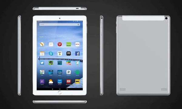 SMARTPAD ANDROID 6.0 10.1'' TABLET PC WITH DUAL SIM