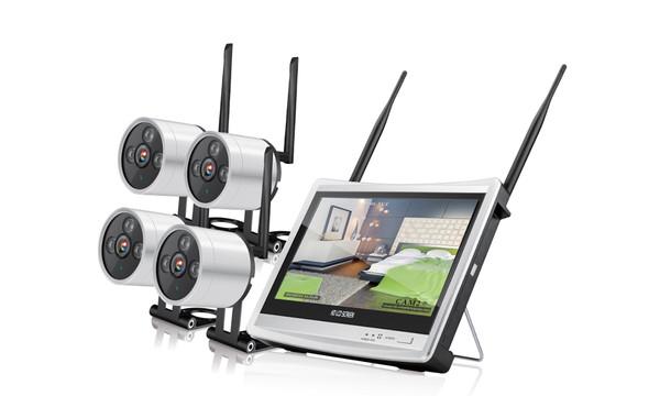 4CH Wireless KIT