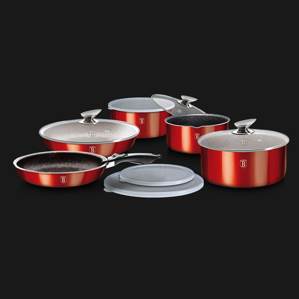 12 Piece Berlinger Haus cookware set