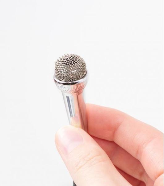 Micro mini karaoke