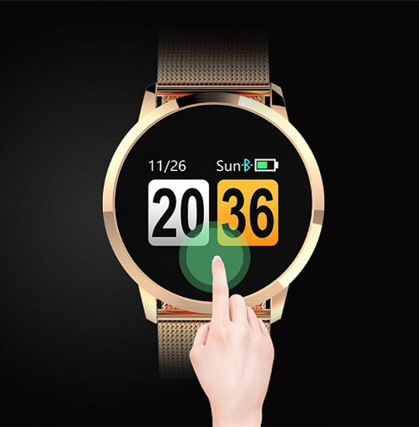 Steel  band Smart Watch