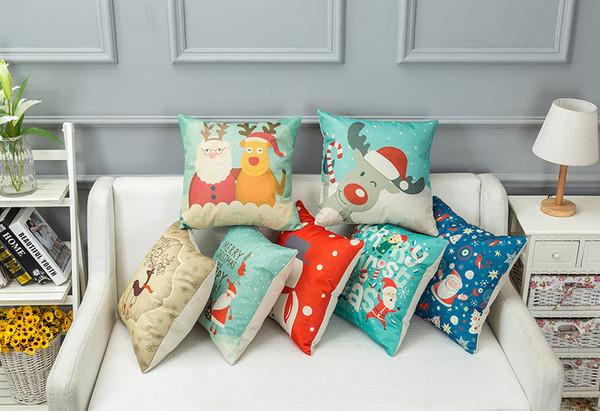 Decorative Christmas Pillow Set of 2