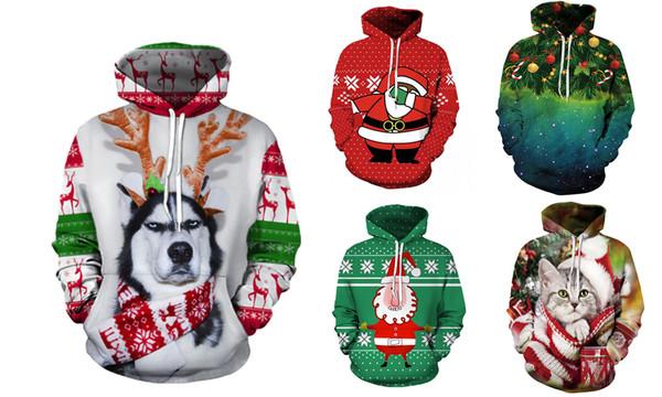 Christmas Unisex hoodie