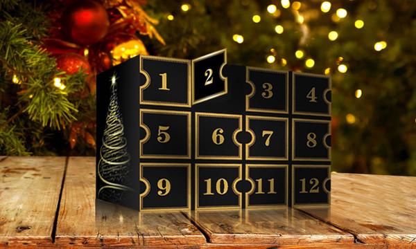 12 Days Christmas Wine Advent Calendar