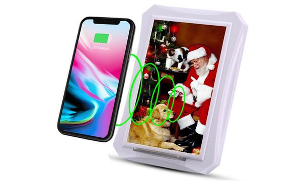 Wireless Charging Photo Frame