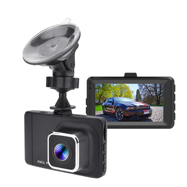 RSL T418 1080p Car Dash Camera with 3 inch screen
