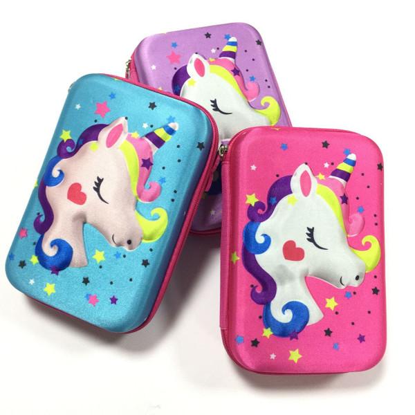 Magic Unicorn 3D Pencil Case