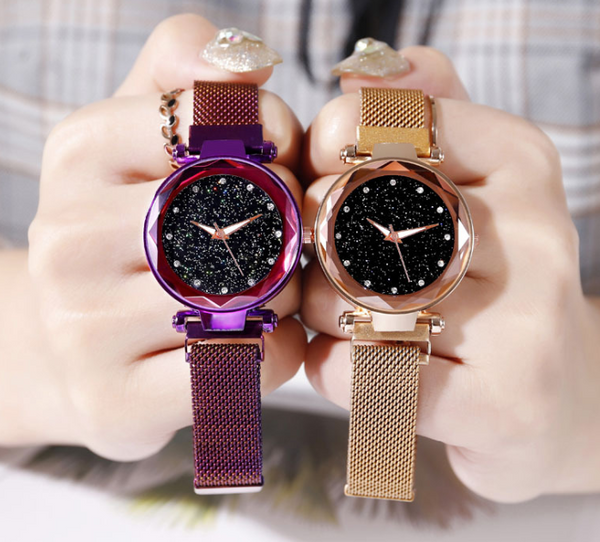 Galaxy collection Crystal Watch