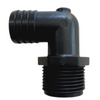 """FILTROL ELBOW FITTING - 1"""" Threaded x 1"""" Barbed"""