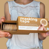 fun activities for kids using masking tape