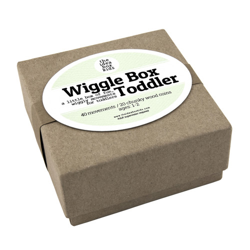 Wiggle Box Toddler- Fun, Wiggly Movements for Toddlers