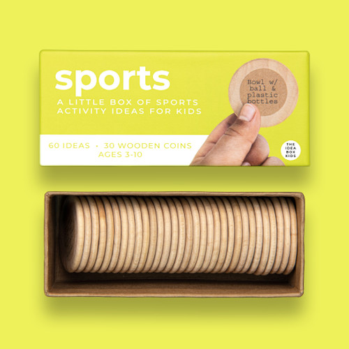 simple sports activities for kids