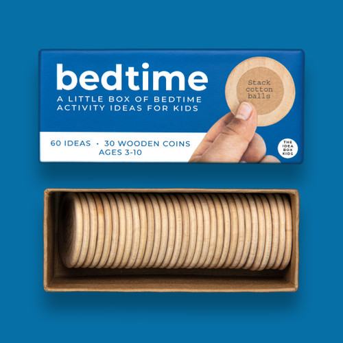 quiet bedtime activities for kids