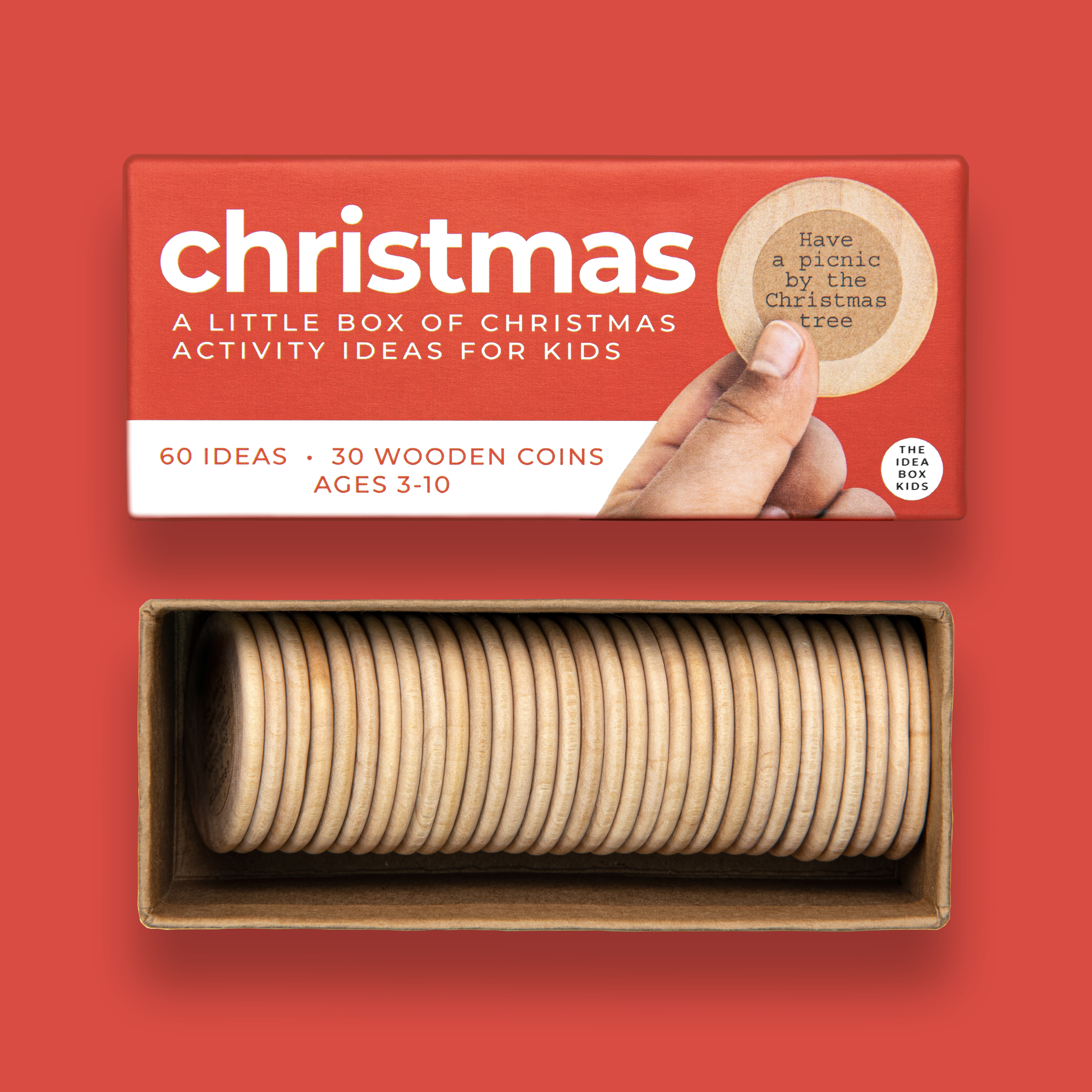 Simple Christmas Activities For Kids The Idea Box Kids