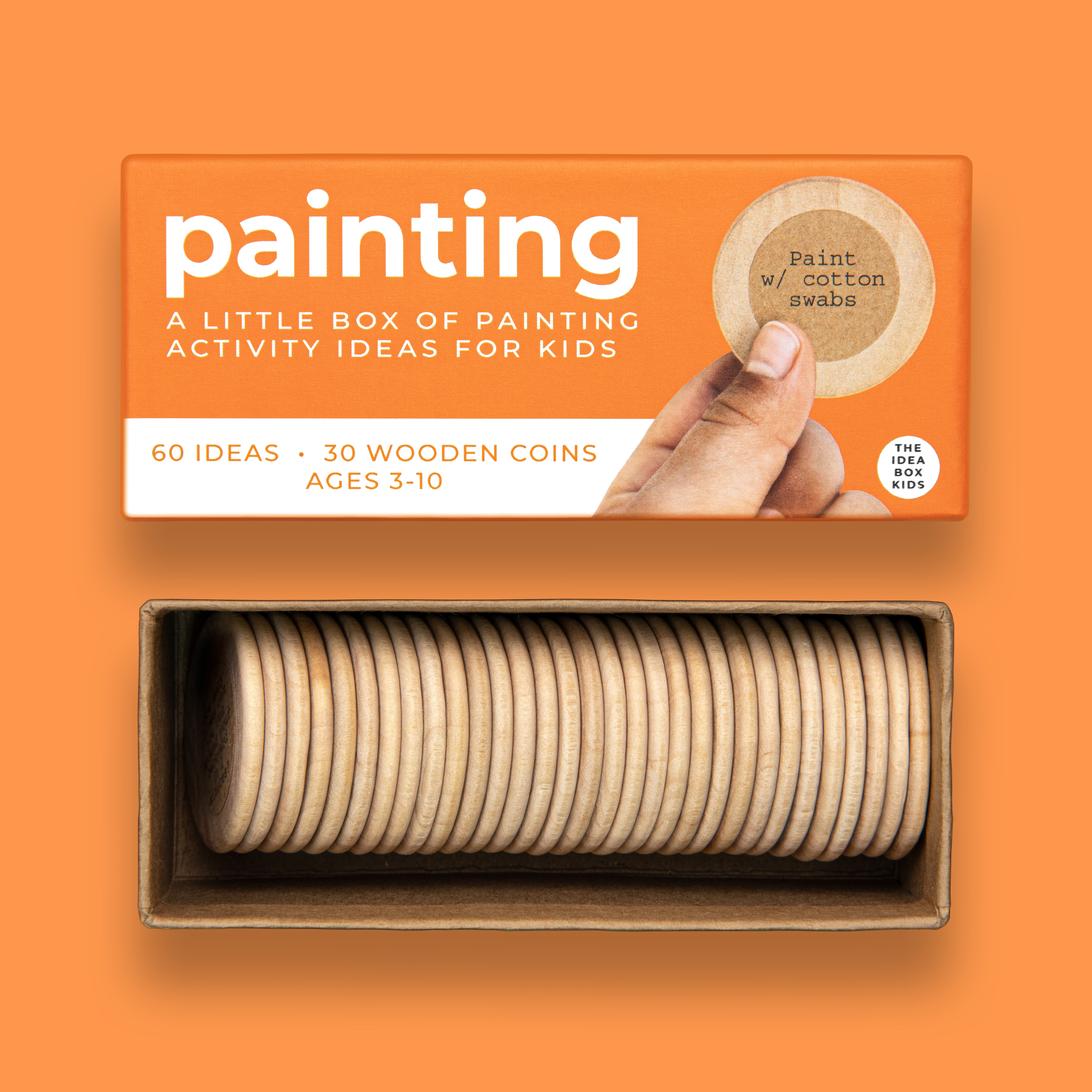 Painting Activities For Kids Simple Art For Kids The Idea Box Kids