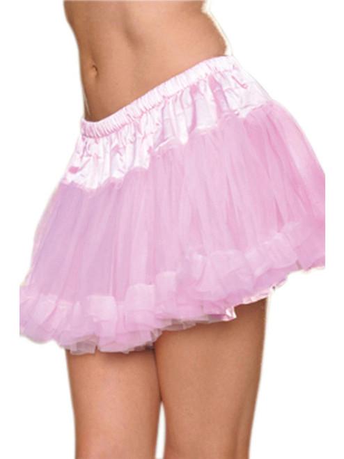 Full Figure Multi Layer Mesh Petticoat Tutu Costume Accessories
