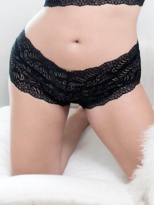 Soft Lace Boyshort