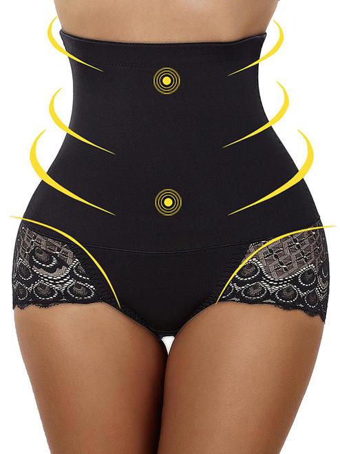 Women Plus Size High Waist Trainer Body Shaper Butt Lifter Waist Cincher Shapewear