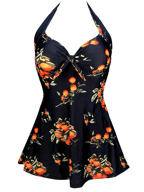 Tangerine Dreams Swimdress