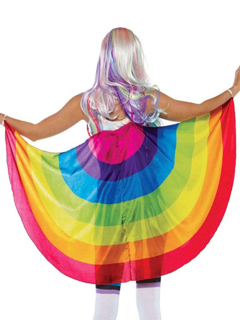 Pride Rainbow Dance Wings