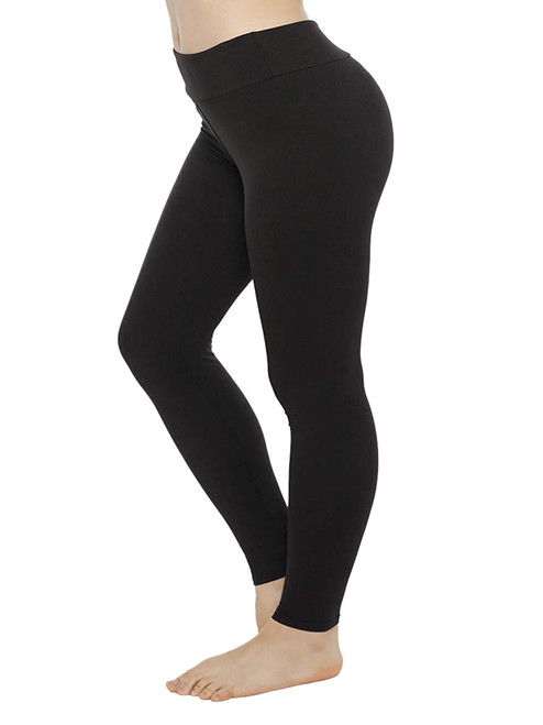 Women High Waisted Butter Soft Leggings Yoga Tights With Pockets