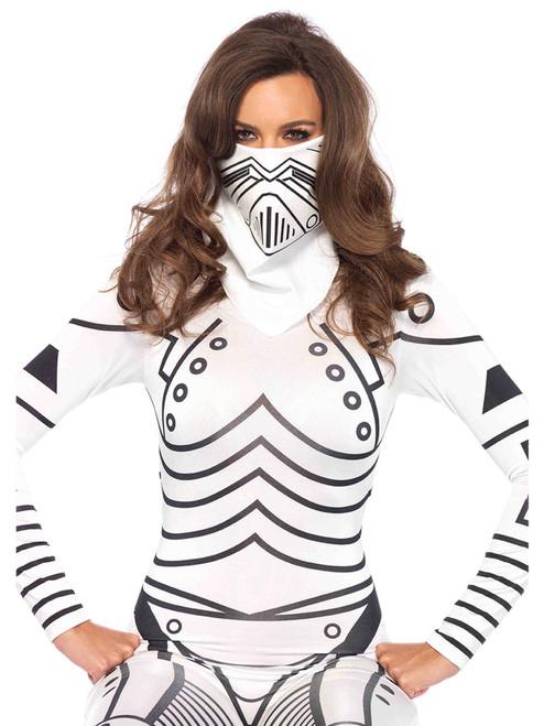 Evil robot bandana
