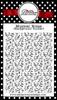 Musical Notes Background Builder Stamp