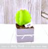 Petite Cactus Pair Die Set