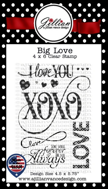 Big Love Stamp Set