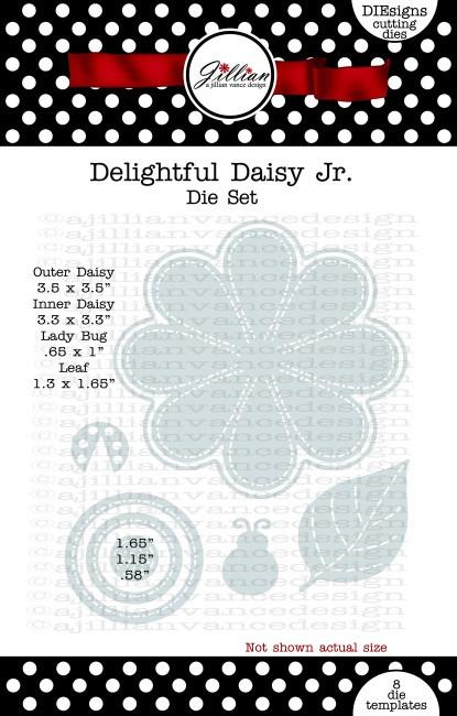 Delightful Daisy Jr. Die Set
