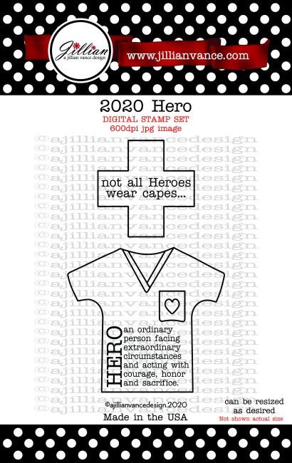 2020 Hero Digi Stamp