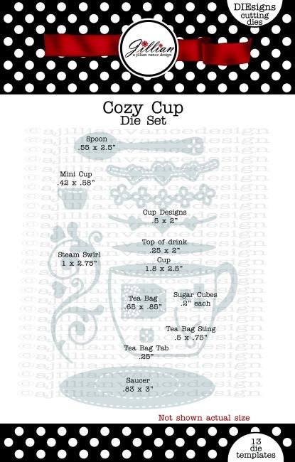 Cozy Cup Die Set