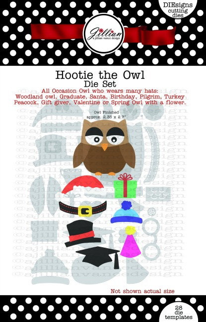 Hootie the Owl Die Set