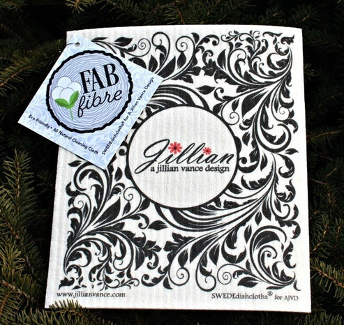 2020 Stampalooza  FAB Fibre All Natural Cleaning Cloth Bundle of 3