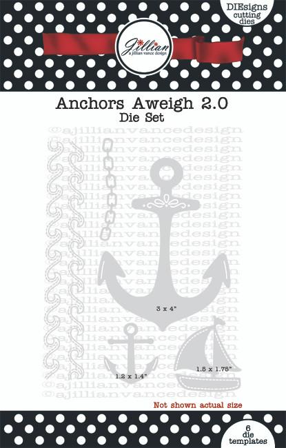Anchors Aweigh 2.0 Die Set