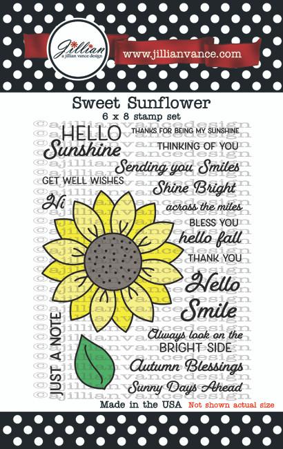 Sweet Sunflower Stamp Set