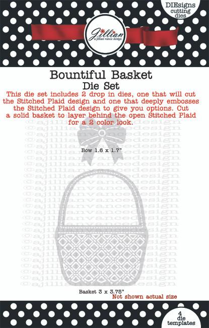 Bountiful Basket Die Set