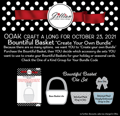 Bountiful Basket Create Your Own Bundle ~ OOAK October 23, 2021