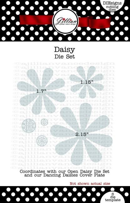 Daisy Die Set