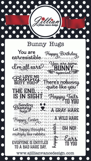 Bunny Hugs Stamp Set