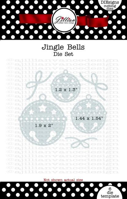 Jingle Bells Die Set