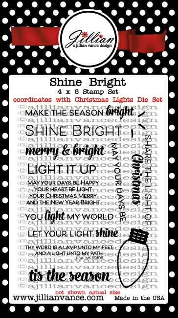 Shine Bright Stamp Set