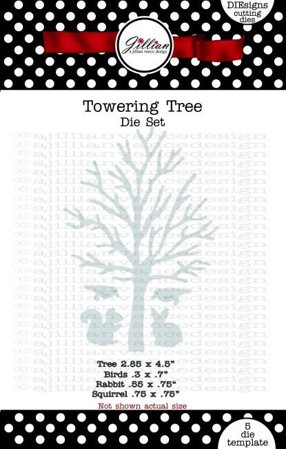 Towering Tree Die Set