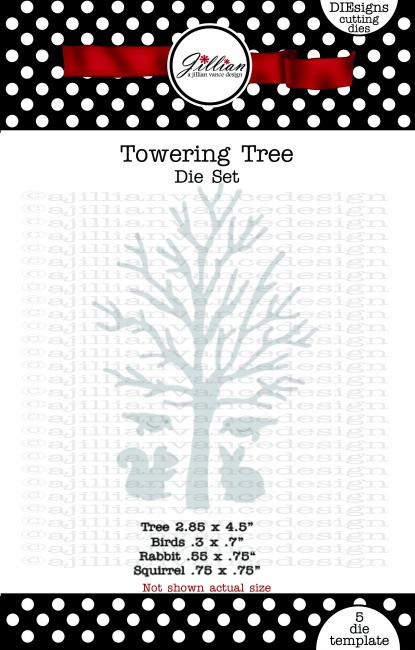 Towering Tree Die Set