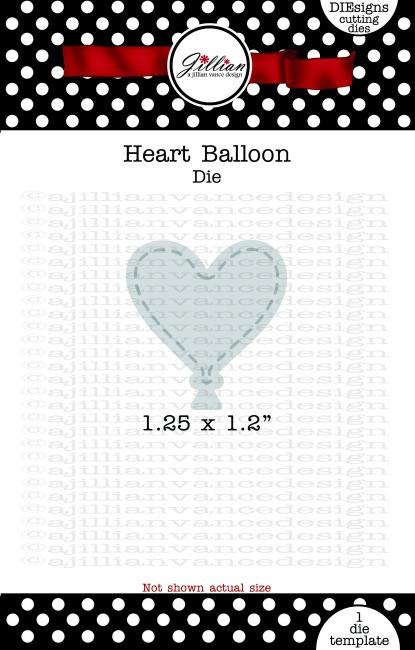Heart Ballloon