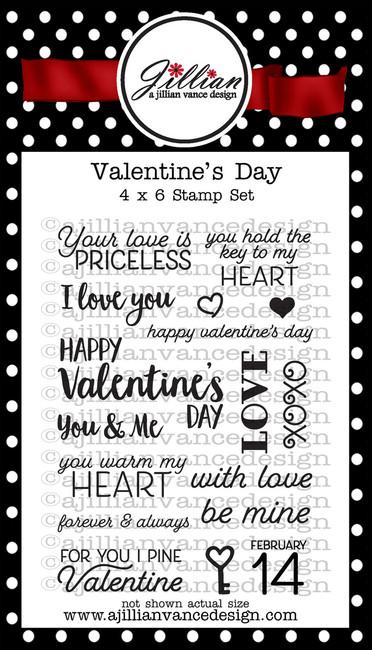 Valentine's Day Stamp Set
