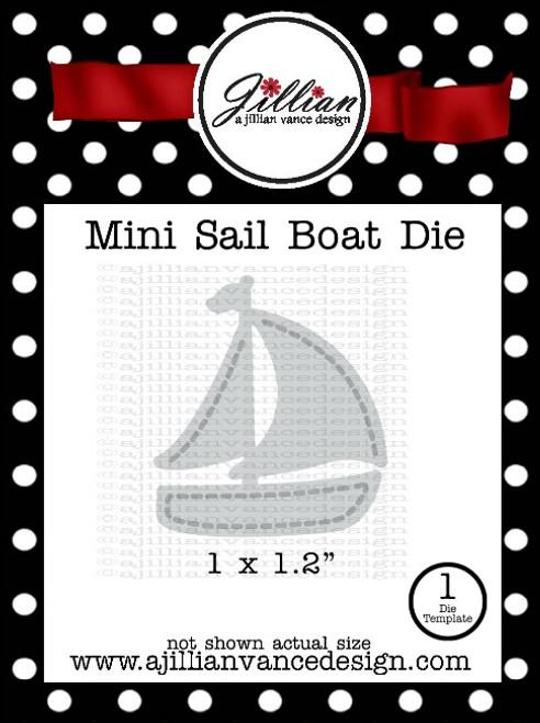 Mini Sail Boat