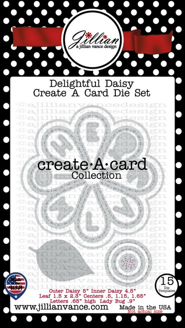 Delightful Daisy Create A Card Die Set