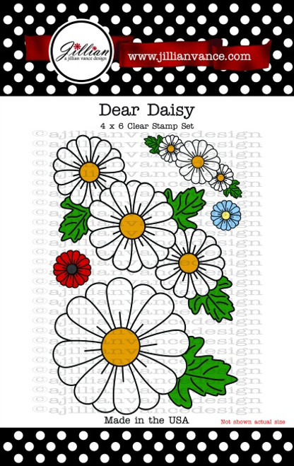 Dear Daisy Stamp Set